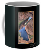 South Side Of Horseshoe Bend Coffee Mug