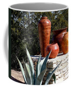 South Western Pottery And Cactus Coffee Mug
