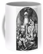 Southern Pardon Cartoon Coffee Mug