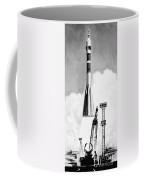Soviet Soyuz Rocket, 1975 Coffee Mug