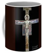 Sozio: Crucifix, 13th C Coffee Mug
