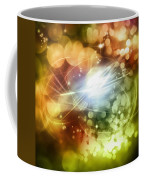 Space Background Coffee Mug