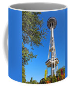 Space Needle Coffee Mug