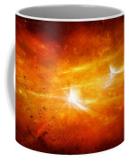 Space008 Coffee Mug by Svetlana Sewell