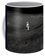 Spacesuit Engineer Simulates Work Coffee Mug