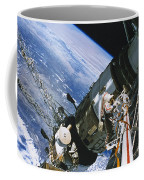 Spacewalk Coffee Mug