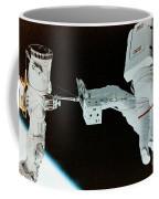 Spacewalk Coffee Mug