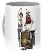 Spaghetti Vendor Coffee Mug