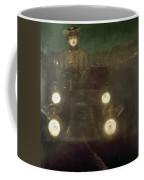 Spain: Automobile, 1909 Coffee Mug