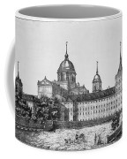 Spain: El Escorial, C1860 Coffee Mug