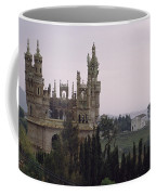 Spanish Castle Coffee Mug