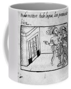 Spanish Conquest Coffee Mug