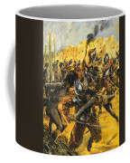 Spanish Conquistadors Coffee Mug