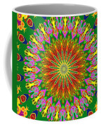 Spanish Tile Coffee Mug