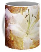Sparkling Lily Coffee Mug