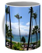 Sparkling Sea At Kaanapali Maui Coffee Mug