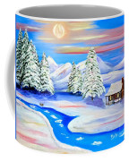 Sparkling Winter Coffee Mug