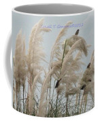 Sparrows In Breeze Coffee Mug
