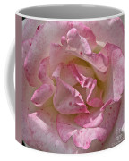 Spattered Pink Promises Coffee Mug