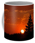 Spectacular Sunset II Coffee Mug