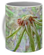 Spent Dandilion Coffee Mug
