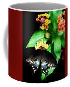 Spice Bush Swallowtail  Coffee Mug