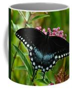 Spicebush Swallowtail Din038 Coffee Mug