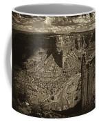 Spider Rock - Toned Coffee Mug