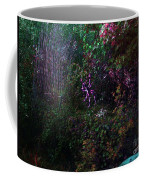 Spider Web In The Magic Forest Coffee Mug