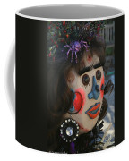 Spiderwoman Scarecrow Coffee Mug