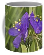 Spiderwort 2273 Coffee Mug