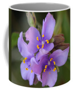 Spiderwort Coffee Mug