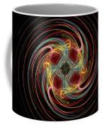 Spin Fractal Coffee Mug