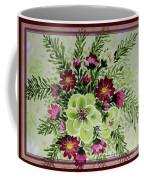 Spiral Bouquet  Coffee Mug