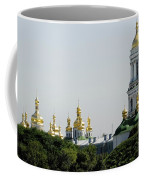 Spires Of Church Coffee Mug