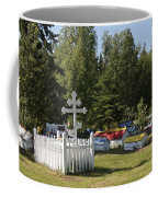 Spirit Houses Of Eklutna Coffee Mug