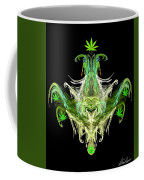 Spirit Of The Leaf Coffee Mug
