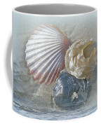 Spirit Of The Sea - Seashells And Surf Coffee Mug