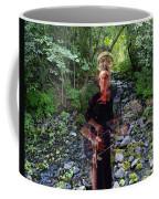 Spirit Rising From The Creek Coffee Mug