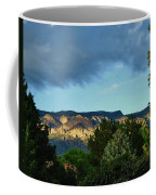 Splendor Of The Mountains Coffee Mug