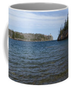 Split Rock Lighthouse 85 Coffee Mug