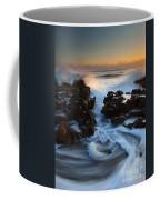 Splitting The Reef Coffee Mug