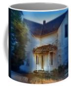 Spooky Old House Coffee Mug