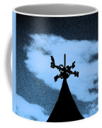 Spooky Silhouette Coffee Mug by Al Powell Photography USA