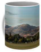 Sport Complex And The Butte Coffee Mug