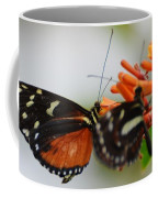 Spotted Tiger Glassywing Coffee Mug