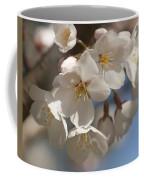 Spring Blooming Yoshino Cherry Tree Coffee Mug