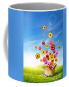 Spring Delivery 2 Coffee Mug by Carlos Caetano