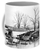 Spring Flood, 1903 Coffee Mug