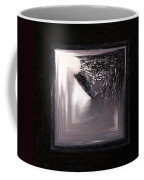 Spring Flood Squared Coffee Mug